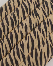 "Load image into Gallery viewer, Tiger Stripe Puffy Laptop Sleeve 13"" - Baggu"