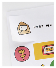Load image into Gallery viewer, Cute Life Series Sticker Sheet- C