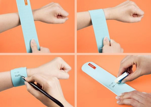 Wearable Memo Bracelet- WEMO