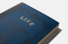 Load image into Gallery viewer, Life Noble Notebook Anniversary - Plain