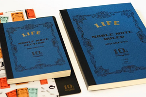 Life Noble Notebook Anniversary - Plain