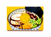 Load image into Gallery viewer, Ramen Bowl Milk Postcard Chocolate Bar