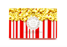 Load image into Gallery viewer, Movie Night Milk Postcard Chocolate Bar