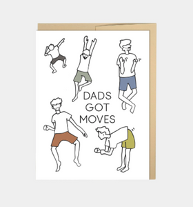 Dads Got Moves