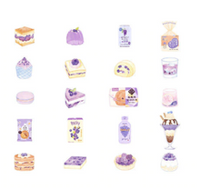 Load image into Gallery viewer, Drink Series - Grape Sticker Pack