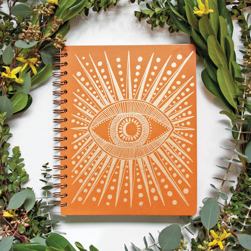 Seeing Eye Planner - Undated