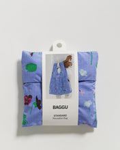 Load image into Gallery viewer, Blue Wildflowers - Standard Baggu