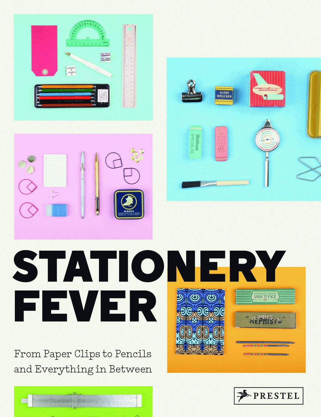 Stationery Fever - From Paper Clips to Pencils and Everything in Between