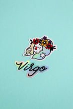 Load image into Gallery viewer, Horoscope Sticker Set - Virgo