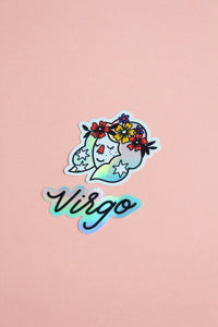Horoscope Sticker Set - Virgo