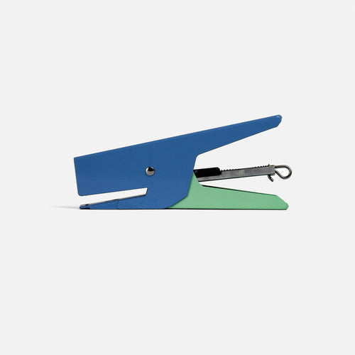 Stapler - Blue/Green