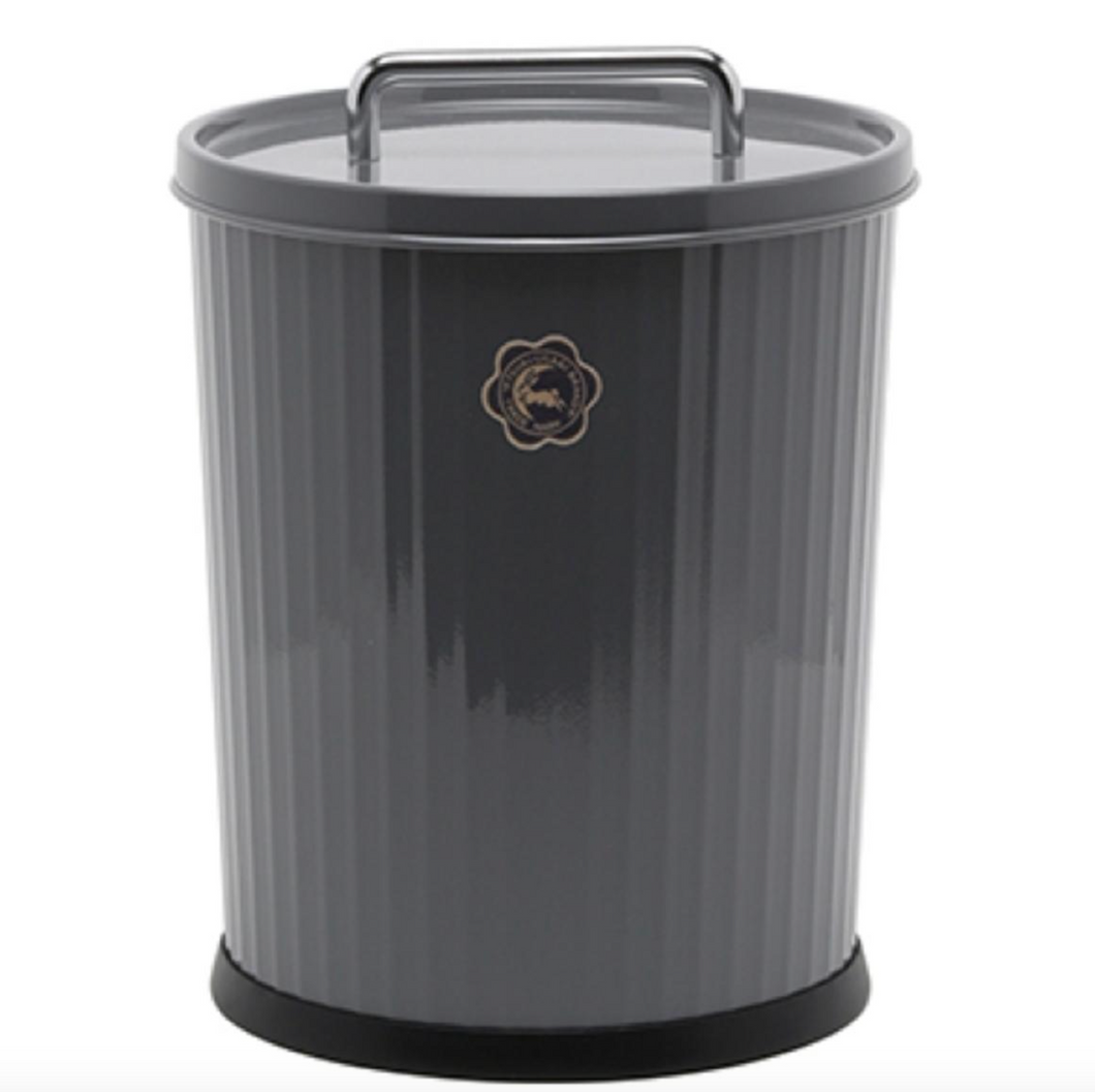 Small Waste Basket - Grey