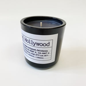 Hollywood - Teakwood & Tobacco Candle