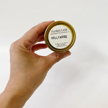 Load image into Gallery viewer, Hollywood - Teakwood & Tobacco Travel Candle