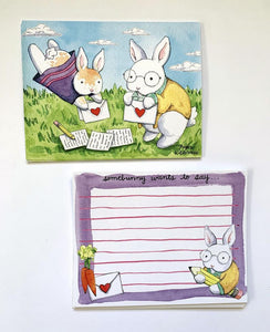 Bunny Letter Writing Kit