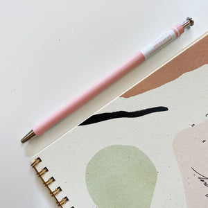 Mark's Style Gel Ball Pen 0.5mm - Pink