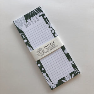 Holiday Notepad