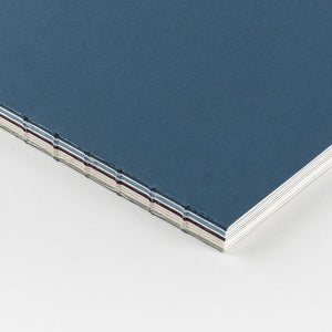 Cobalt Dotted Notebook - 5 Tabs