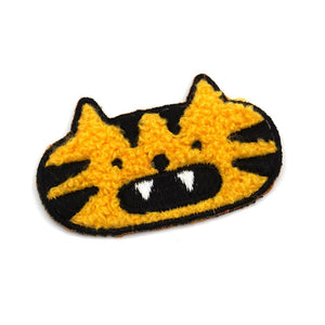 Tiger Chenille Patch