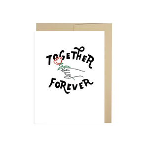 Together Forever Card