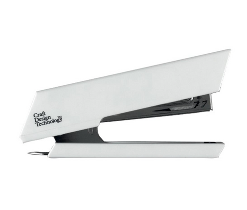 Craft & Design Technology Stapler - White