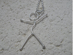 Injury Series - Scoliosis Necklace