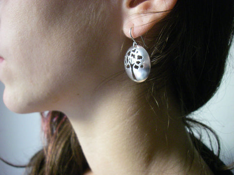 Deciduous Earrings