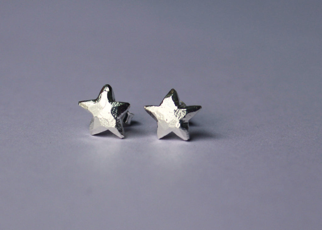 Silver Star: Out of this World Mix and Match Stud earrings in sterling Silver