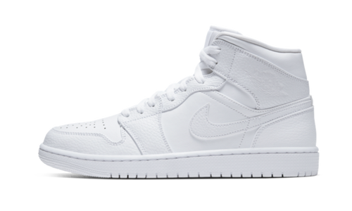 Jordan 1 Low Triple White GS