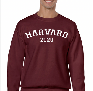 Class of 2020 - Red Crewneck