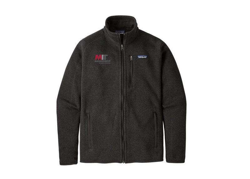 MIT Sloan - Men's Patagonia Full Zip Jacket