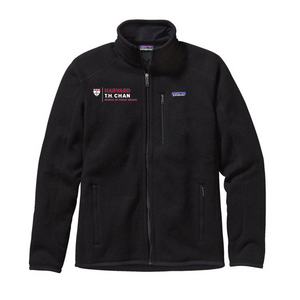 TH Chan Men's Patagonia Full Zip (Past Design, Limited Availability!)