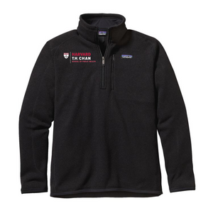 TH Chan Design Men's Patagonia 1/4 Zip