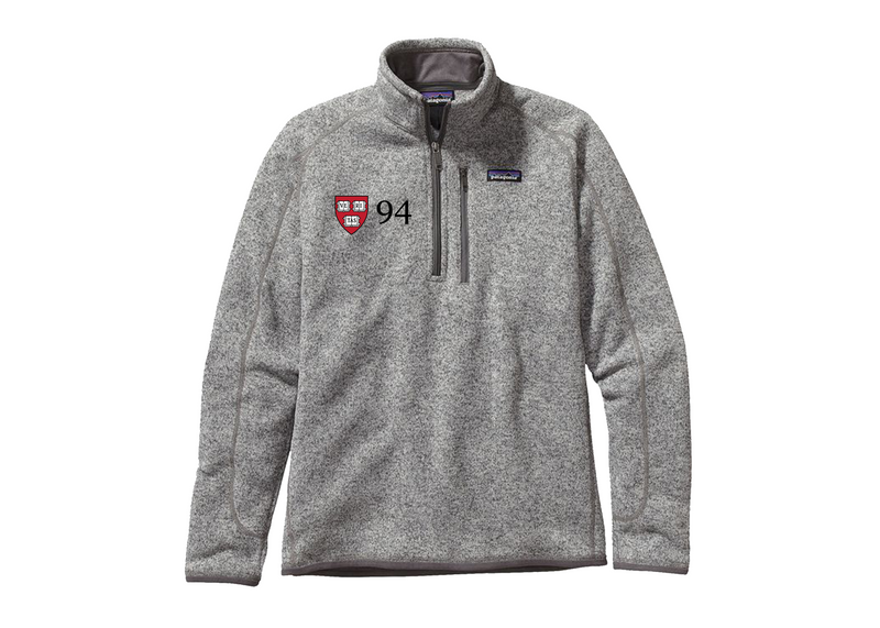 25th Reunion Men's Quarter Zip Better Sweater