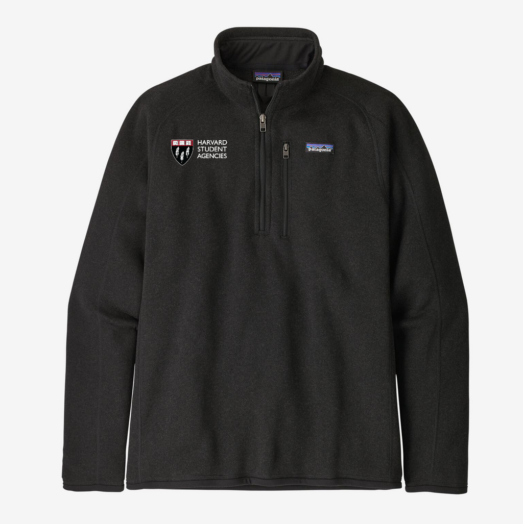 HSA Men's Patagonia Quarter Zip