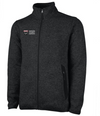 HSA Men's Charles River Heathered Fleece Jacket