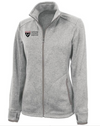 HSA Women's Charles River Heathered Fleece Jacket