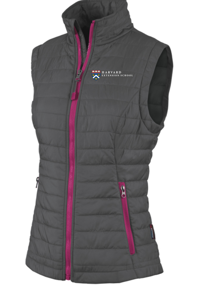 Harvard Extension School Women's Radius Quilted Vest
