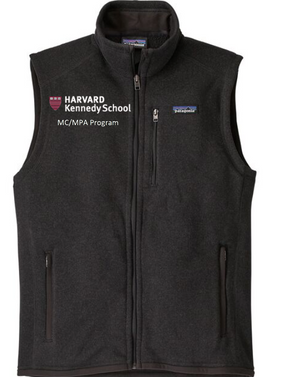 HKS Men's Fleece Vest Better Sweater MCMPA Option 1