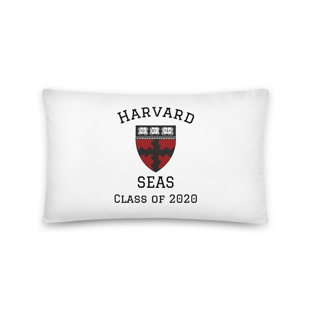 SEAS Class of 2020 Throw Pillow
