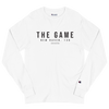 The Game - Champion Long Sleeve Shirt 2