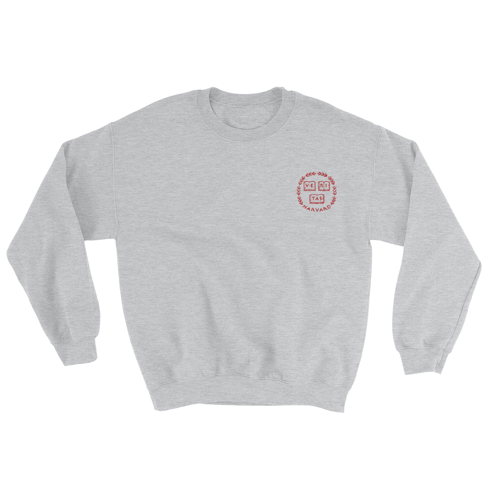 Harvard Archives - Embroidered Sweatshirt