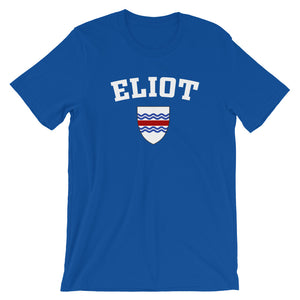 Eliot House - Premium Crest T-Shirt