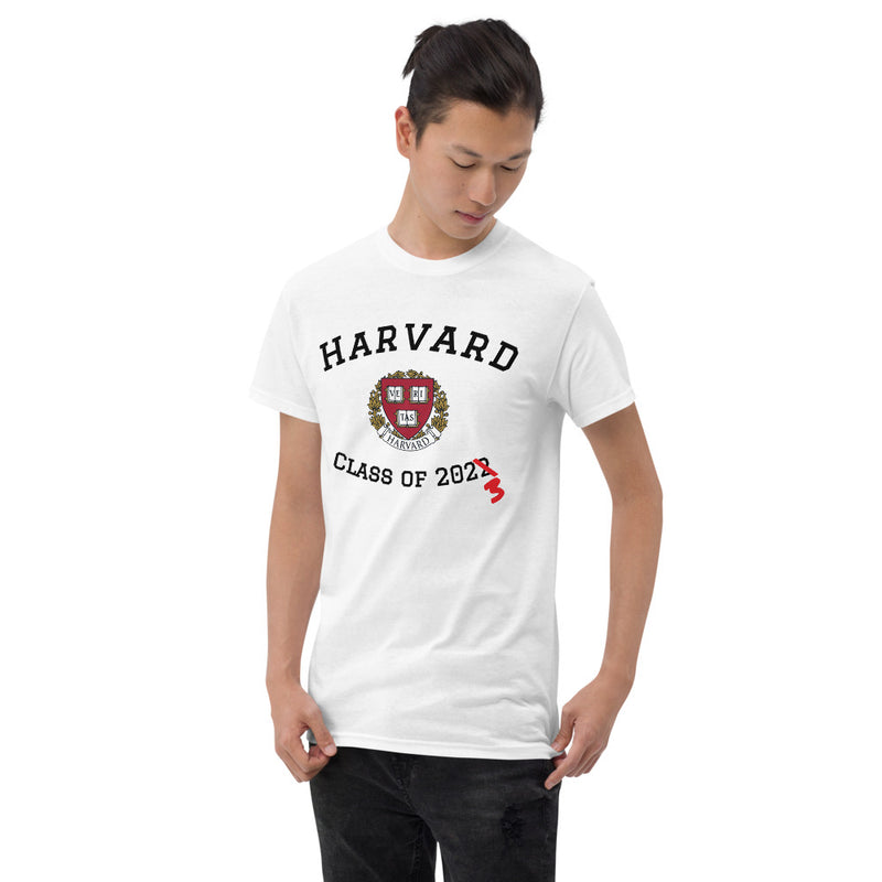 Harvard Class of 2022/3 Unisex T-shirt