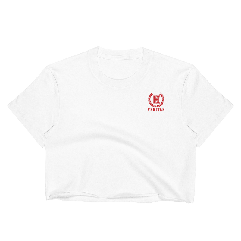 Harvard Archives - Women's Crop Top