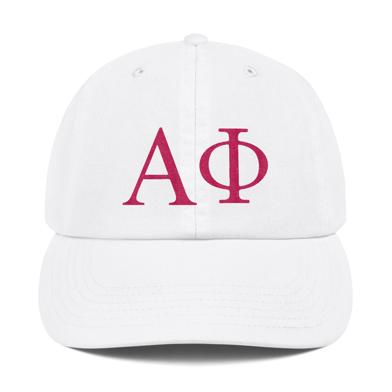 Alpha Phi - Champion Dad Cap