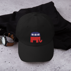 Harvard Republicans - Dad Hat