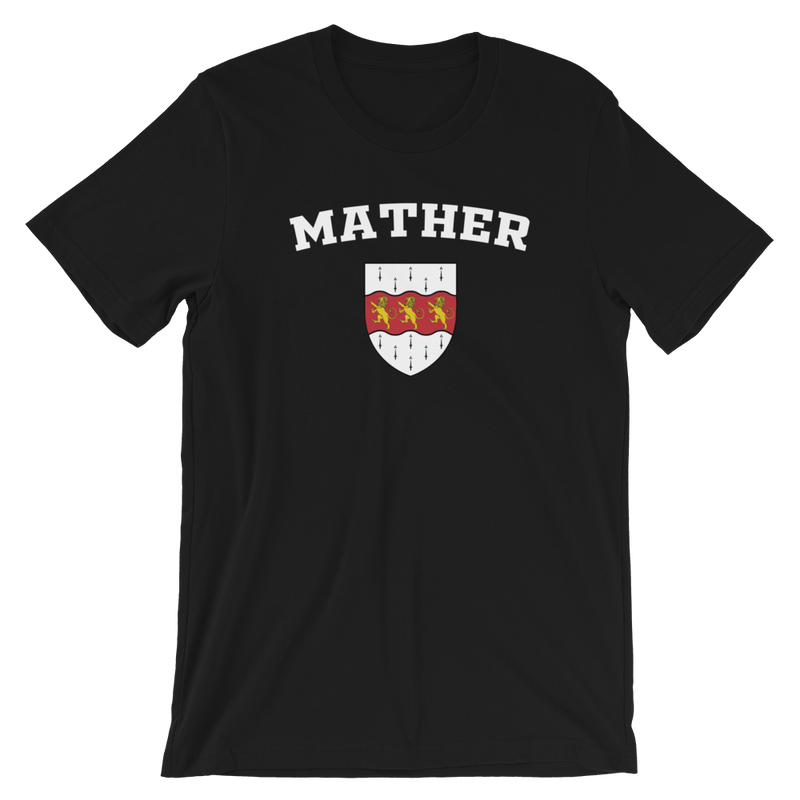 Mather House - Premium Crest T-Shirt