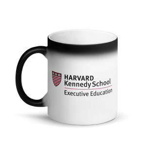 HKS Exec Ed - Matte Black Magic Mug