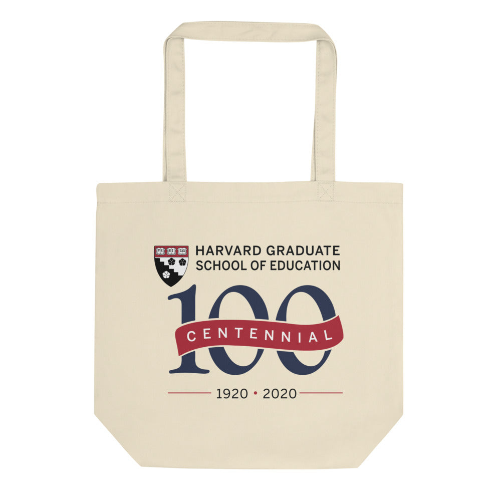 Tote Bag, Red Banner - HGSE Centennial